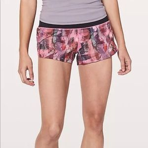 Lululemon Speed Up Short Size 10 Shorts